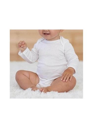 Mummy's Baby Mummy's Baby Uzun Kollu  Body Mavi Pembe